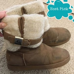 Women's G by Guess winter boots